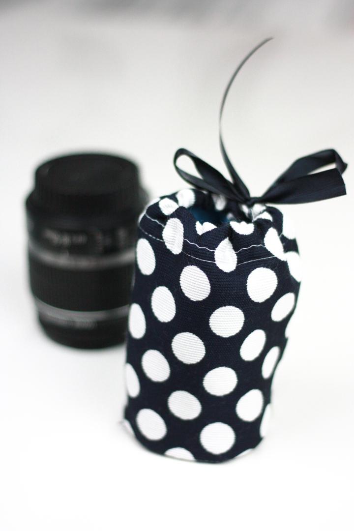 DIY: Objektiv-Tasche nähen