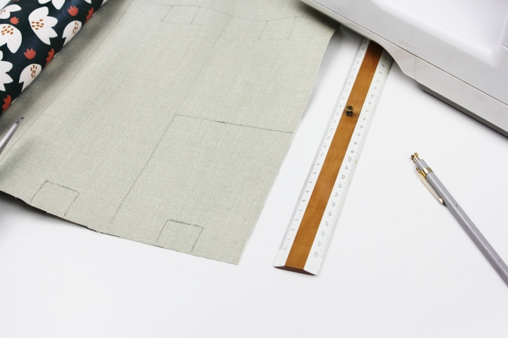 DIY Kunstleder Federmäppchen (2)