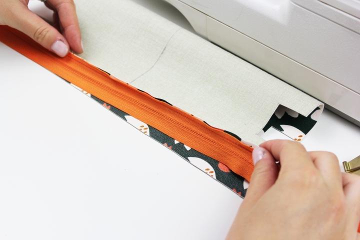 DIY Kunstleder Federmäppchen (6)